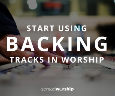 Getting Started with Worship Backing Tracks / MultiTracks